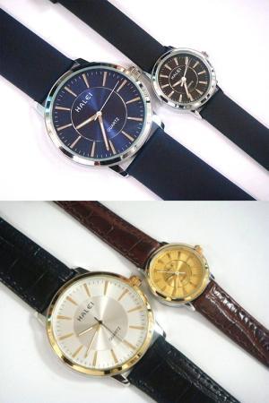 นาฬิกาข้อมือโลหะอัลลอยย์ HALEI -MCBQMXM EA468ML