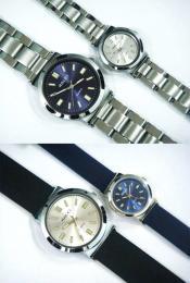 นาฬิกาข้อมือโลหะอัลลอยย์ HALEI -MCIIRXM EA341ML