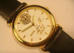 นาฬิกาข้อมือโลหะอัลลอยย์ HALEI-MCIMMB EA0991M