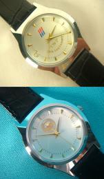 นาฬิกาข้อมือโลหะอัลลอยย์ HALEI -MCBB EA2528ML