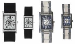 นาฬิกาข้อมือโลหะอัลลอยย์ HALEI -MCIJRXM EA318ML