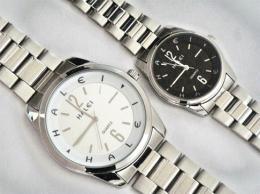 นาฬิกาข้อมือโลหะอัลลอยย์ HALEI -MCIMRXM EA491ML