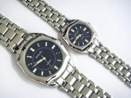 นาฬิกาข้อมือโลหะอัลลอยย์ HALEI -MCIKRXM EA445ML