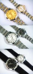 นาฬิกาข้อมือโลหะอัลลอยย์ HALEI -MCINRXM EA439ML