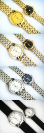 นาฬิกาข้อมือโลหะอัลลอยย์ HALEI -MCILMXM EA431ML