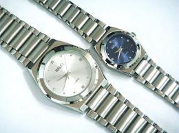 นาฬิกาข้อมือโลหะอัลลอยย์ HALEI -MCIRMXM EA424ML