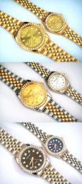 นาฬิกาข้อมือโลหะอัลลอยย์ HALEI -MCIQRXM EA464ML