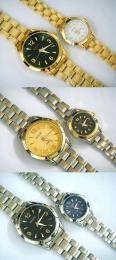 นาฬิกาข้อมือโลหะอัลลอยย์ HALEI -MCINRXM EA461ML