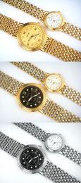 นาฬิกาข้อมือโลหะอัลลอยย์ HALEI -MCIOMXM EA494ML