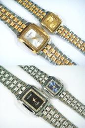 นาฬิกาข้อมือโลหะอัลลอยย์ HALEI -MCILMXM EA443ML