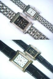 นาฬิกาข้อมือโลหะอัลลอยย์ HALEI -MCIJMXM EA455ML