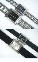 นาฬิกาข้อมือโลหะอัลลอยย์ HALEI -MCIIMXM EA366ML