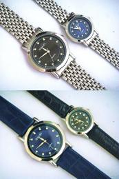 นาฬิกาข้อมือโลหะอัลลอยย์ HALEI -MCIIMXM EA458ML