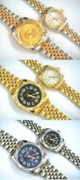 นาฬิกาข้อมือโลหะอัลลอยย์ HALEI -MCINRXM EA478ML
