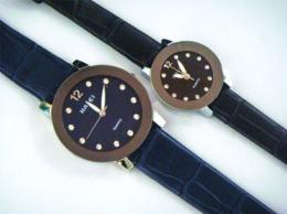 นาฬิกาข้อมือโลหะอัลลอยย์ HALEI -MCIRMXM EA435ML