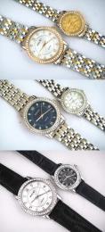 นาฬิกาข้อมือโลหะอัลลอยย์ HALEI -MCIQRXM EA441ML