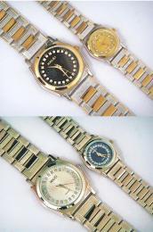 นาฬิกาข้อมือโลหะอัลลอยย์ HALEI -MCIMRXM EA442ML