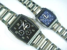 นาฬิกาข้อมือโลหะอัลลอยย์ HALEI -MCIMRXM EA488ML