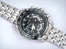 นาฬิกาข้อมือโลหะอัลลอยย์ HALEI -MCJRRXM EA3011M