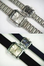 นาฬิกาข้อมือโลหะอัลลอยย์ HALEI -MCIRMXM EA416ML