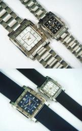 นาฬิกาข้อมือโลหะอัลลอยย์ HALEI -MCIIMXM EA368ML