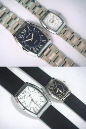นาฬิกาข้อมือโลหะอัลลอยย์ HALEI -MCIIMXM EA419ML