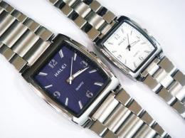 นาฬิกาข้อมือโลหะอัลลอยย์ HALEI -MCIMRXM EA487ML