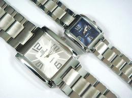 นาฬิกาข้อมือโลหะอัลลอยย์ HALEI -MCILRXM EA493ML