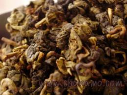 ชาอบกลิ่น  ชาองุ่นGrape Oolong 100g.