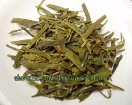 ชานำเข้า  หลงจิ่ง Dragon well Tea 100g.