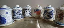 แก้วชงชา-ถ้วยน้ำชา  ถ้วยมัค-ชงชา