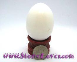 ไข่หยกขาวสำหรับปรับฮวงจุ้ย[10028138]