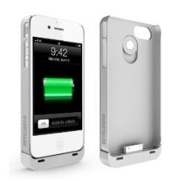 เคสไอโฟนแบ็ตถอดออกได้  BCH1900W-WHT