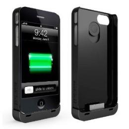 เคสไอโฟนแบ็ตถอดออกได้  BCH1900B-BLK