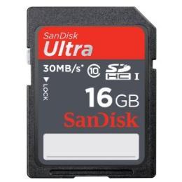 การ์ดความจำสำหรับกล้องถ่ายรูป SDSDU-016G-U46