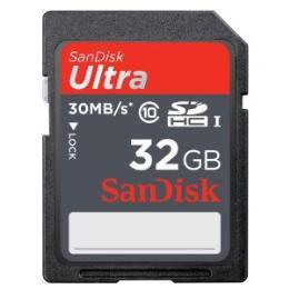 การ์ดความจำสำหรับกล้องถ่ายรูป SDSDU-032G-U46