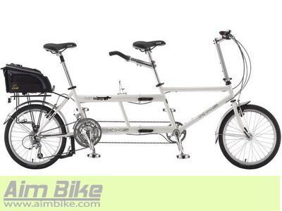 จักรยานพับ รุ่น T20 Suasage