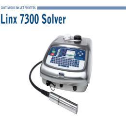 เครื่องพิมพ์อิ้งเจตท์ พริ๊นเตอร์รุ่นLinx 7300 solv