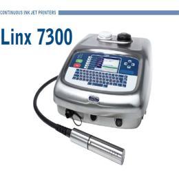 เครื่องพิมพ์อิ้งเจตท์ พริ๊นเตอร์ รุ่น Linx 7300swf