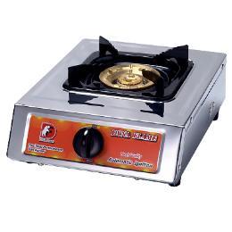 เตาแก๊ส เตากล่องเดี่ยว หัวเตาทองเหลือง 110 มม.