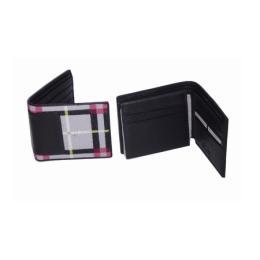 กระเป๋าธนบัตรทรงสั้น 2163-Grey