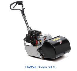 เครื่องตัดหญ้าสนามกอล์ฟ Lawna Green cut3