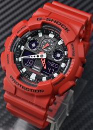นาฬิกาข้อมือ G-Shock GA-100B-4ADR