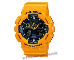 นาฬิกาข้อมือ G-Shock รุ่น GA-100A-9ADR
