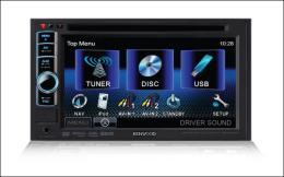 ทีวีรถยนต์ DDX-4031