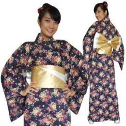 ชุดยูกาตะ ชุดกิโมโนผู้หญิง XK101