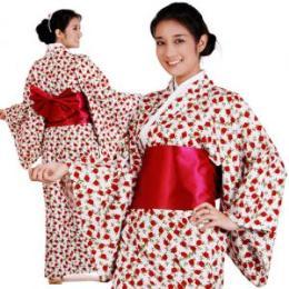 ชุดยูกาตะ ชุดกิโมโนผู้หญิง XK113