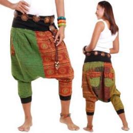 กางเกงฮาเร็ม กางเกงแขก FAP855