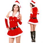 ชุดซานต้าผู้หญิง
