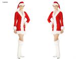 ชุดซานต้าผู้หญิง   X-MAS653